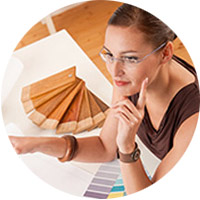 The Floor Club Of Jacksonville offers free design consultation with our in-house certified interior designers.