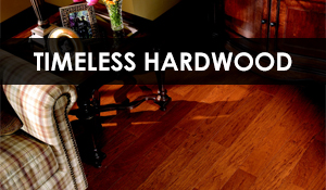 Timeless Hardwood Flooring | The perfect look for your home