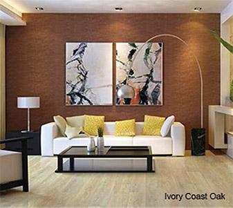 Ivory Coast Oak Room Scene